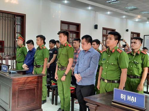 Đồng Nai: Băng giang hồ Giang '36' lĩnh án