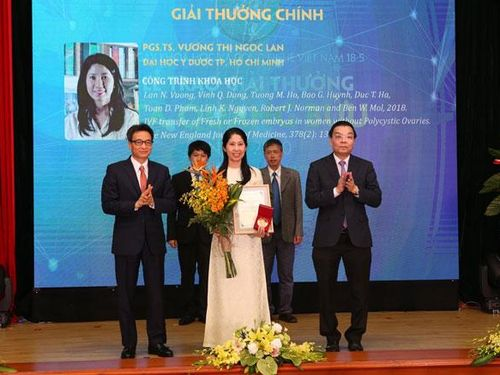 Giải thưởng Tạ Quang Bửu 2020: 'Tin tưởng vào mùa xuân đổi mới'