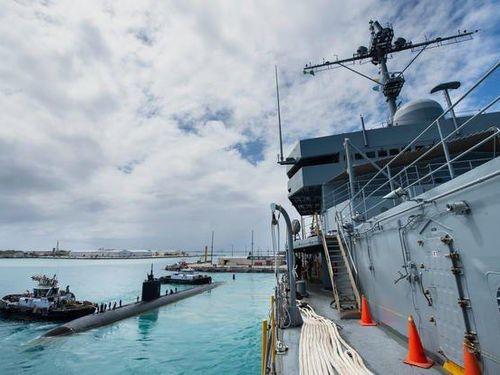 7 tàu ngầm Mỹ triển khai là thông điệp nhắm tới Trung Quốc