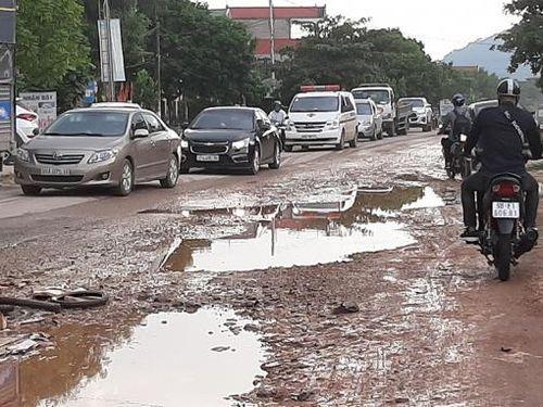 Cần nâng cấp, mở rộng khẩn cấp Quốc lộ 31 do đã xuống cấp nghiêm trọng