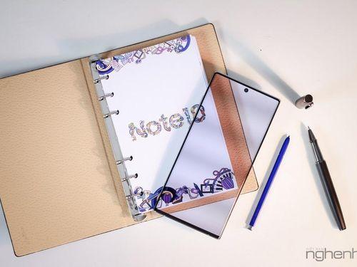 Vì sao nhiều smartphone có bút nhưng chỉ dòng Note của Samsung thành công?