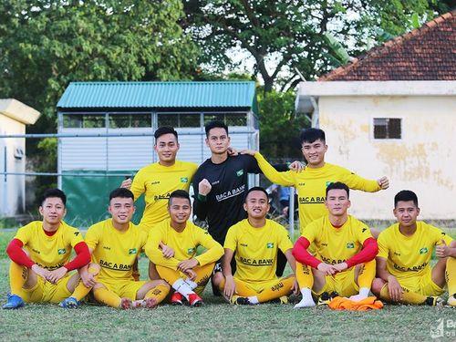 Cầu thủ Sông Lam Nghệ An hưng phấn trước trận gặp Bà Rịa - Vũng Tàu