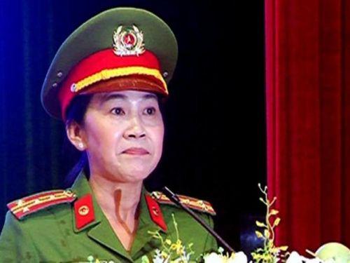 Sau kỷ luật, nữ Phó GĐ Công an đầu tiên tỉnh Đồng Nai xin về hưu