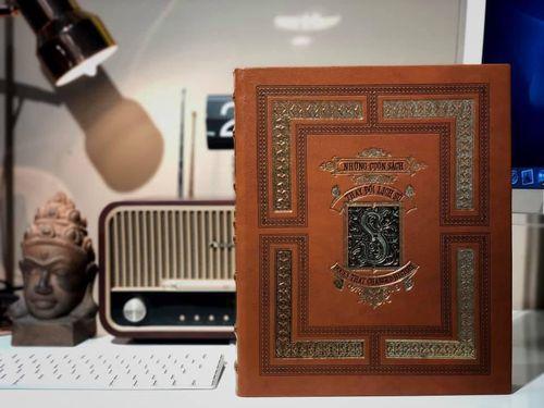 Sách bản đặc biệt xưa và nay: Nghề chơi cũng lắm công phu