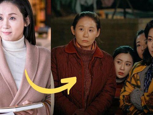 Gặp gỡ nữ diễn viên phụ xuất hiện trong các bộ phim Hàn đình đám nhất: Kim Sunyoung