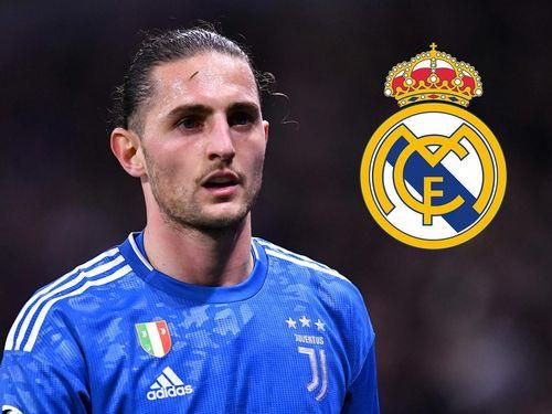 Real Madrid tranh 'hàng thải' Rabiot với MU
