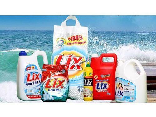 Vi phạm môi trường, Bột giặt Lix lại bị phạt hơn 1 tỷ đồng