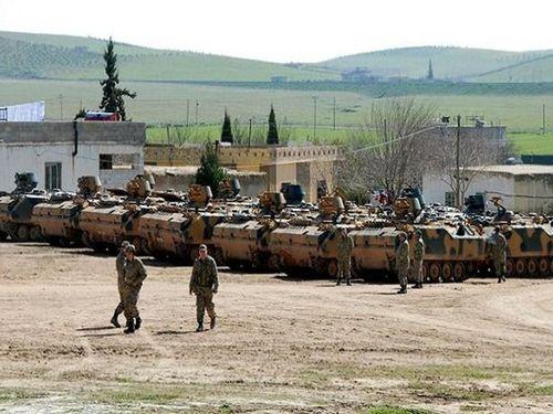 140 binh sĩ Thổ Nhĩ Kỳ nhiễm COVID-19 tại Syria