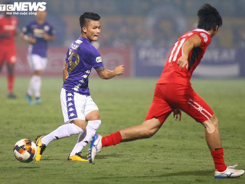 Quang Hải chấn thương, Hà Nội FC khủng hoảng lực lượng