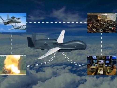 Iran tung video tên lửa bắn hạ máy bay không người lái Mỹ