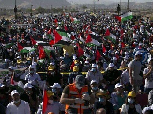 Kế hoạch sáp nhập Bờ Tây: Mỹ sắp quyết định, Palestine đưa ra HĐBA, LHQ nói 'đừng bao giờ từ bỏ'