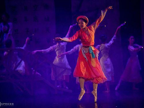 Bản sắc dân tộc tỏa sáng với ca vũ kịch Tây phương