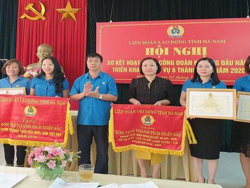 Gần 4.000 đoàn viên Công đoàn tỉnh Hà Nam được hưởng lợi từ Chương trình phúc lợi