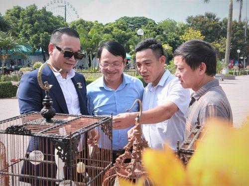 Nhà báo Vương Xuân Nguyên: Tiếp tục pháp triển Sinh Vật Cảnh thành một ngành kinh tế sinh thái hiệu quả, thiết thực