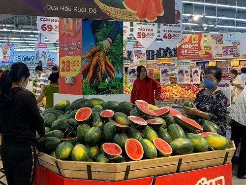 Nông sản Việt ngày càng chiếm lĩnh thị trường nội địa