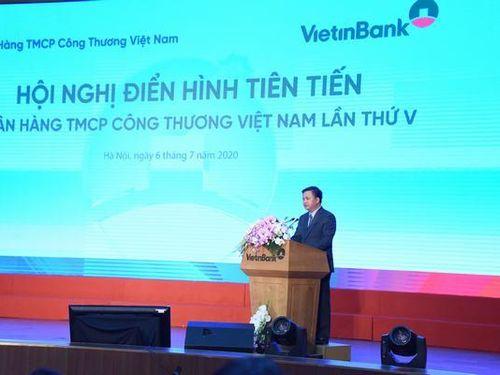 VietinBank tôn vinh các điển hình tiên tiến lần V