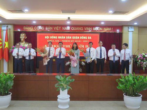 Hà Nội: Phê chuẩn kết quả bầu Chủ tịch UBND quận Đống Đa, huyện Phú Xuyên