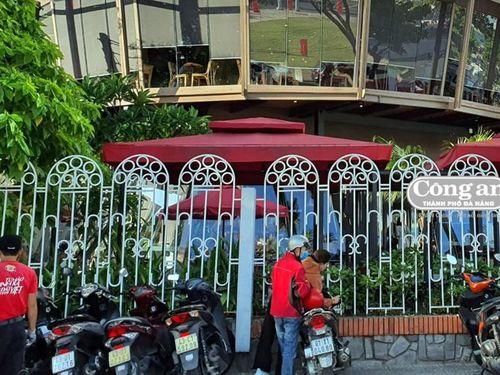 Phạt 40 triệu đồng quán cà-phê xây dựng không phép trong khuôn viên VTV8