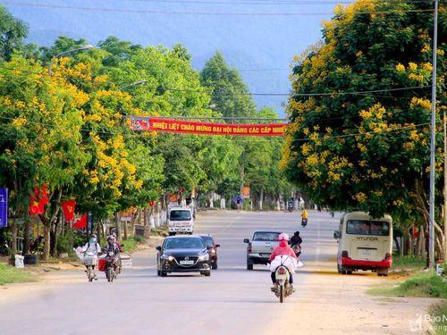 Thị trấn Kim Sơn (Quế Phong): Hướng đến thị trấn Xanh - Sạch - Đẹp