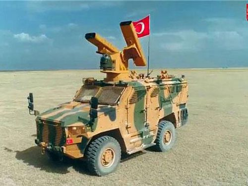 Thổ Nhĩ Kỳ ra mắt hệ thống tên lửa nội địa mới
