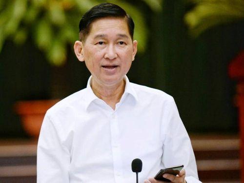 Khởi tố ông Trần Vĩnh Tuyến - Phó Chủ tịch TP Hồ Chí Minh