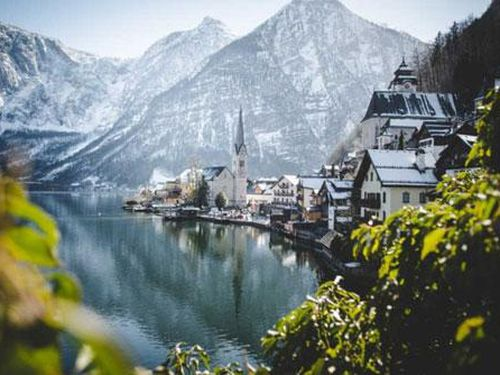'Mê mẩn' khi lạc bước trong thị trấn được xem là đẹp nhất thế giới