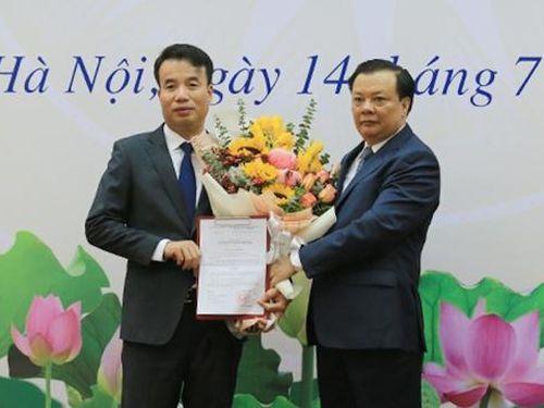 Công bố và trao Quyết định bổ nhiệm Tổng Giám đốc BHXH Việt Nam