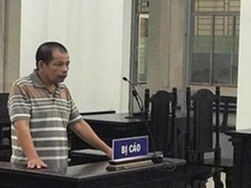 Kẻ dùng gạch đánh người lĩnh 9 năm tù