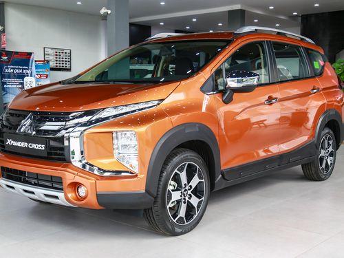 Mua SUV 7 chỗ cỡ nhỏ, chọn Mitsubishi Xpander Cross hay Suzuki XL7?