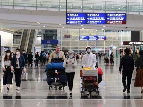 Hong Kong, Trung Quốc công bố quy định mới cho hành khách từ khu vực có nguy cơ mắc Covid-19 cao