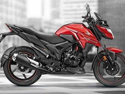 Xe côn tay Honda X Blade bản nâng cấp tính năng giá chỉ từ 33 triệu đồng vừa ra mắt