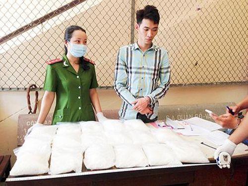 Quyết liệt đấu tranh với tội phạm ma túy ở TP Hồ Chí Minh