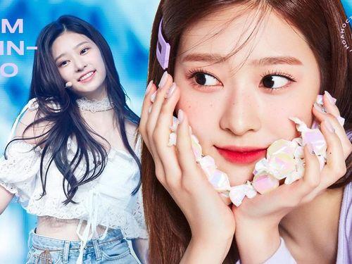 Đâu chỉ Jang Won Young, Kim Min Joo cũng xứng làm 'Thủy thủ Mặt Trăng' của IZ*ONE