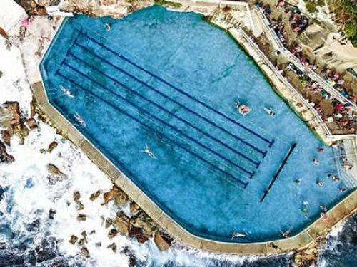 Những hồ bơi ngoạn mục nhất thế giới