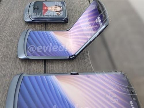 Motorola Razr 2020 lần đầu lộ hình thực tế