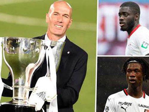 Zidane lên kế hoạch 'Pháp hóa' Real Madrid