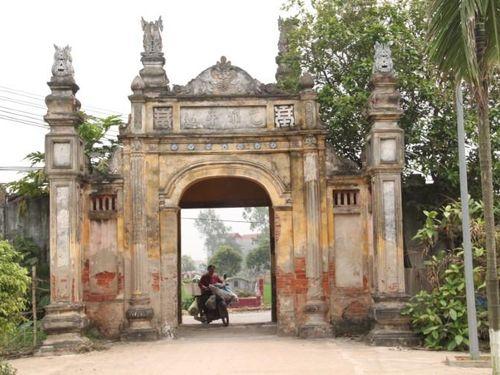 'Báu vật' làng cổ ở Hưng Yên