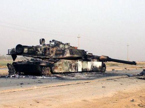 Sprut-SD có thể đánh bại M1 Abrams và Merkava