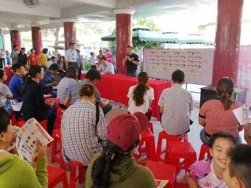 100% các trường học TP Hồ Chí Minh sẽ thu học phí không dùng tiền mặt