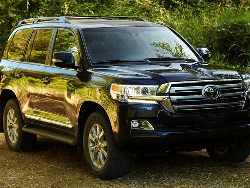 Toyota Land Cruiser 2021 trình làng, không có nhiều sự thay đổi
