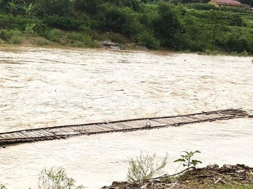 Tác động của Bão số 2: Ngập lụt chia cắt nhiều nơi ở Thanh Hóa
