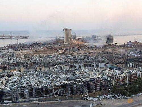 Thế giới sát cánh cùng Li-băng sau vụ nổ