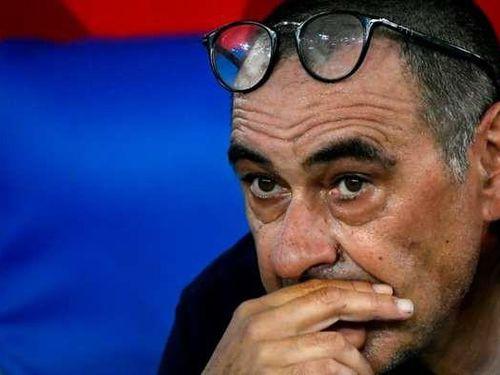 Juventus chính thức sa thải HLV Maurizio Sarri