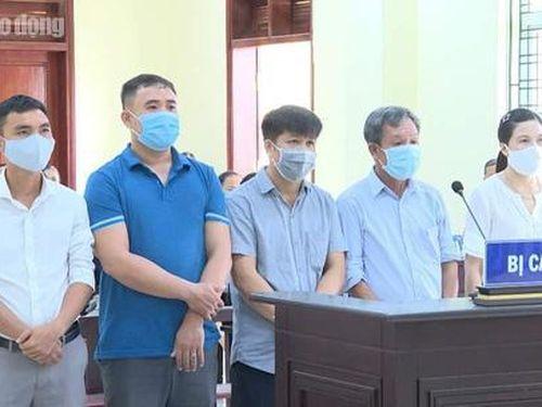 Thanh Hóa: Tuyên án 15 năm 6 tháng tù cho các cán bộ biến lúa thành hoa ly
