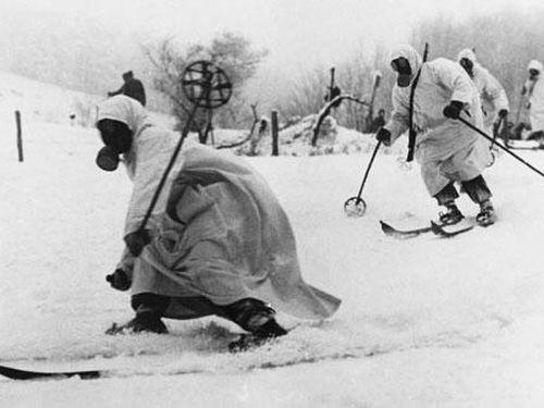 Trận chiến 'xúc xích' kỳ lạ giữa Phần Lan - Liên Xô
