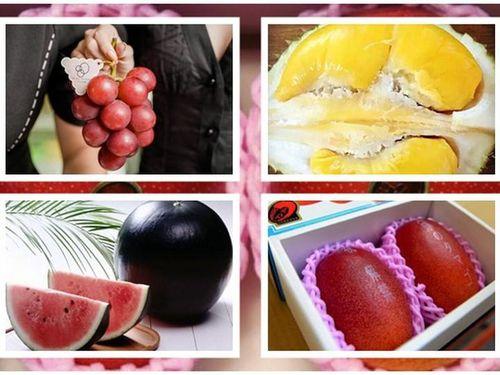 5 loại quả đắt nhất thế giới, ăn một miếng 'bay' ngay tiền triệu