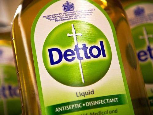 Dung dịch diệt khuẩn Dettol được vinh danh trong lĩnh vực vệ sinh cá nhân
