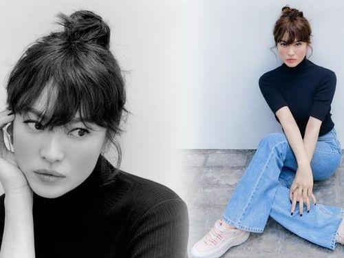 Song Hye Kyo tung ảnh mới quyến rũ mặc chuyện Hyun Bin hẹn hò với Son Ye Jin được chuyên gia xác nhận