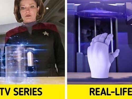 8 công nghệ tưởng chỉ có trong phim viễn tưởng bước ra đời thực