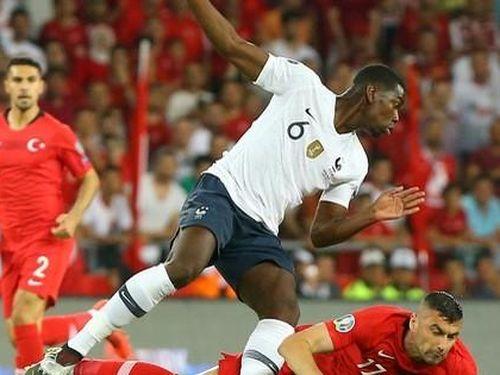 Paul Pogba bị loại khỏi tuyển Pháp vì nhiễm Covid-19